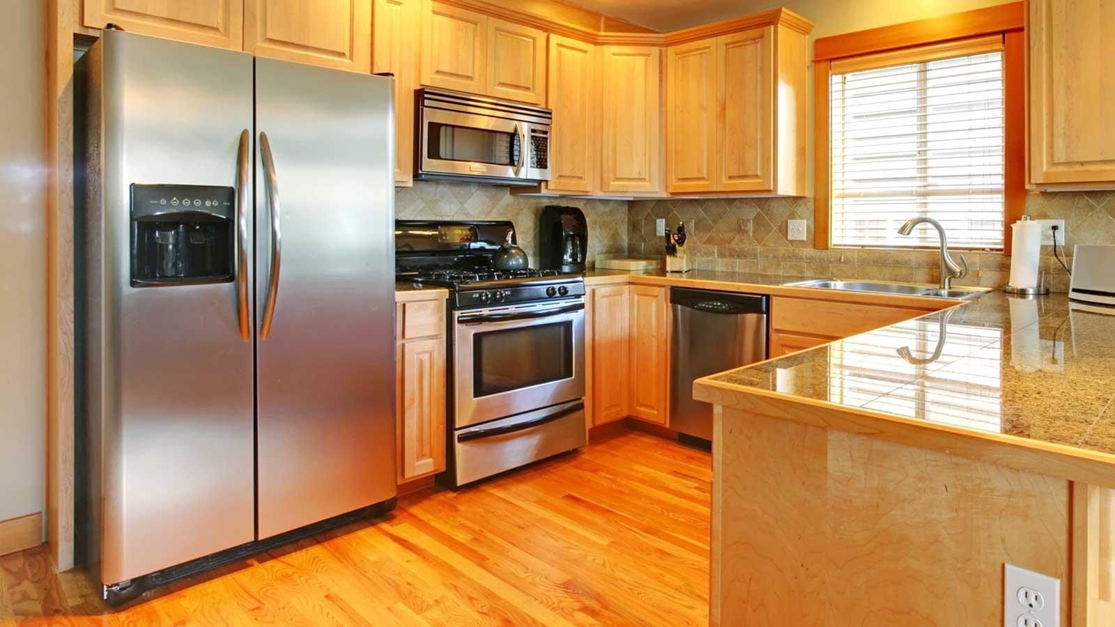 Frigorificos con estilo americano - Cocinas con frigorifico americano ...