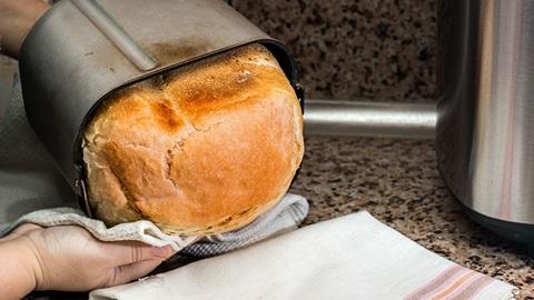 Máquina de pan o panificadora