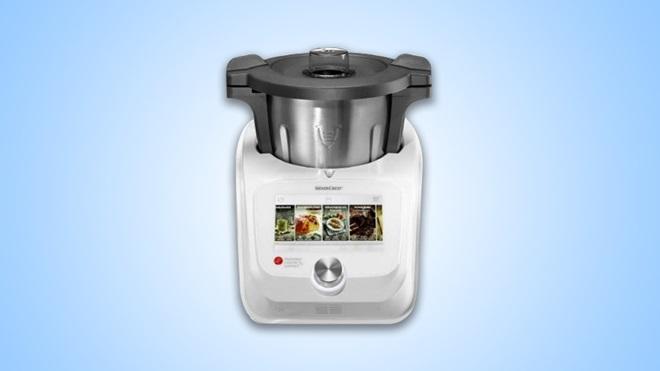 robot de cocina silvercrest Lidl