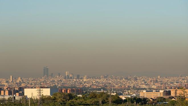 Estudio de contaminación atmosférica en ciudades