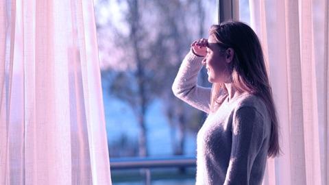 10 minutos de sol en la ventana para estar bien de vitamina D