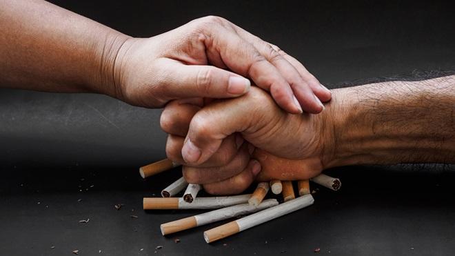 sin tabaco