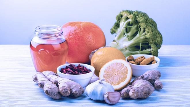 inmunidad alimentos