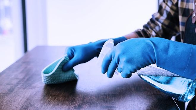 limpieza de la casa coronavirus
