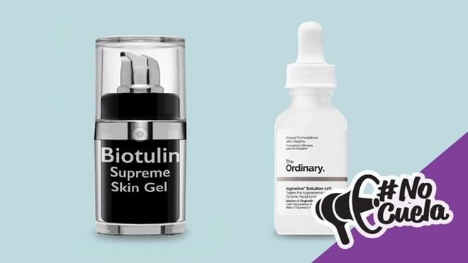 las cremas efectos botox no dan resultado