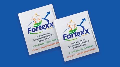 Retirada medicamentos Fortexx