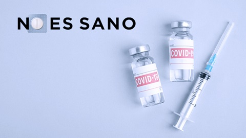 No es sano vacunas