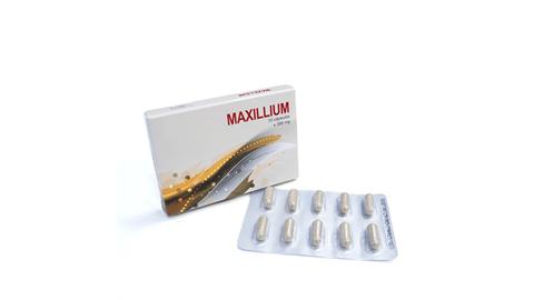Retirada Maxillium cápsulas