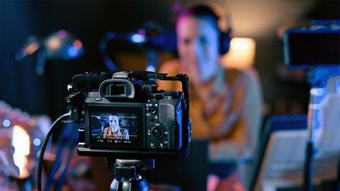Dos cámaras para Youtubers