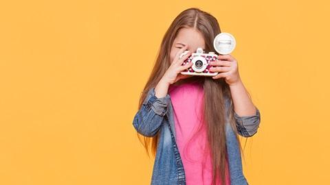 cámaras para niños