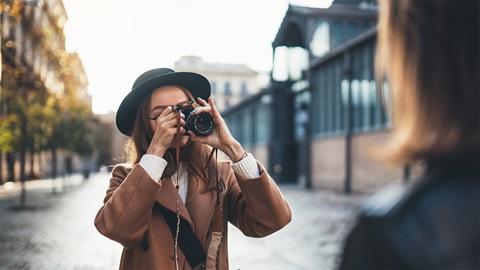 como hacer fotos de gente