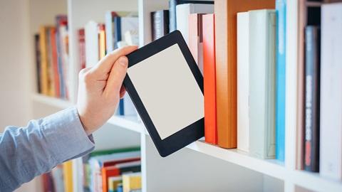 Libros electrónicos o ereaders
