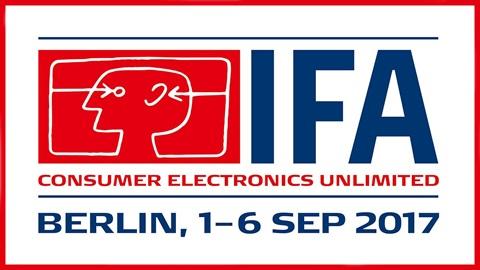 Feria tecnológica IFA de Berlin 2017