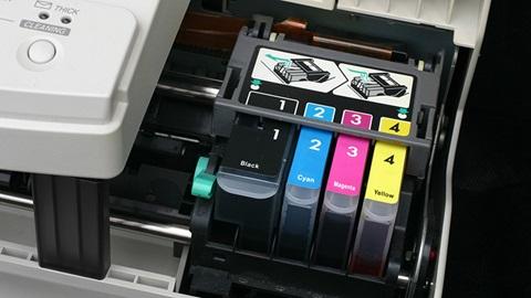 Hábitos de uso de los cartuchos de tinta