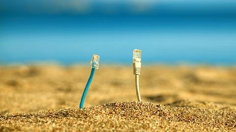 conexión internet verano