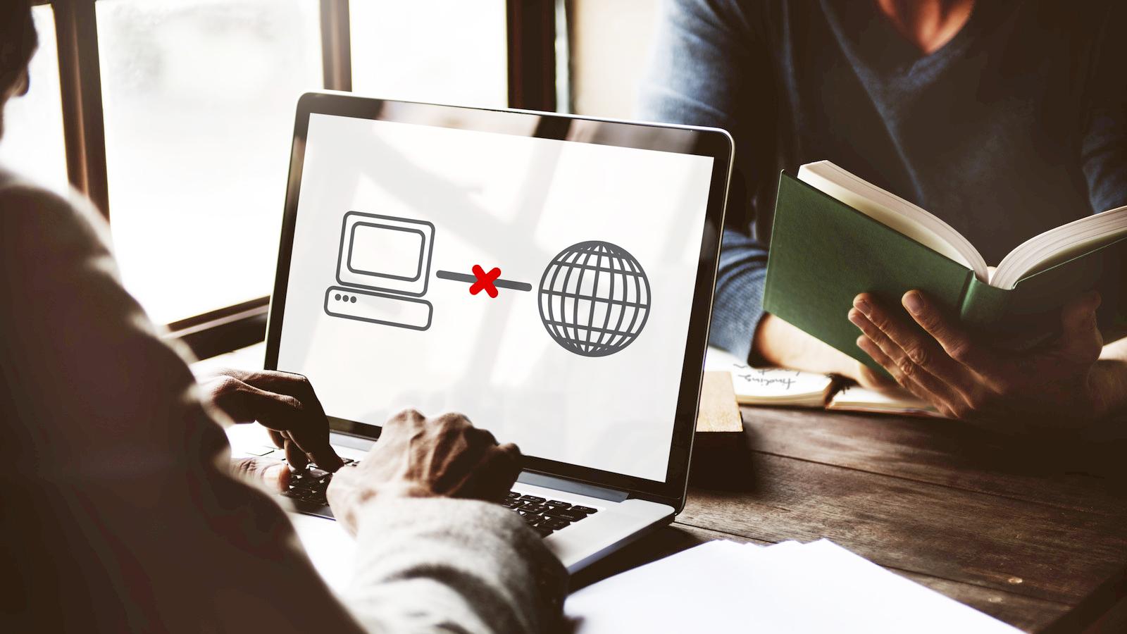 Problemas conexión a Internet