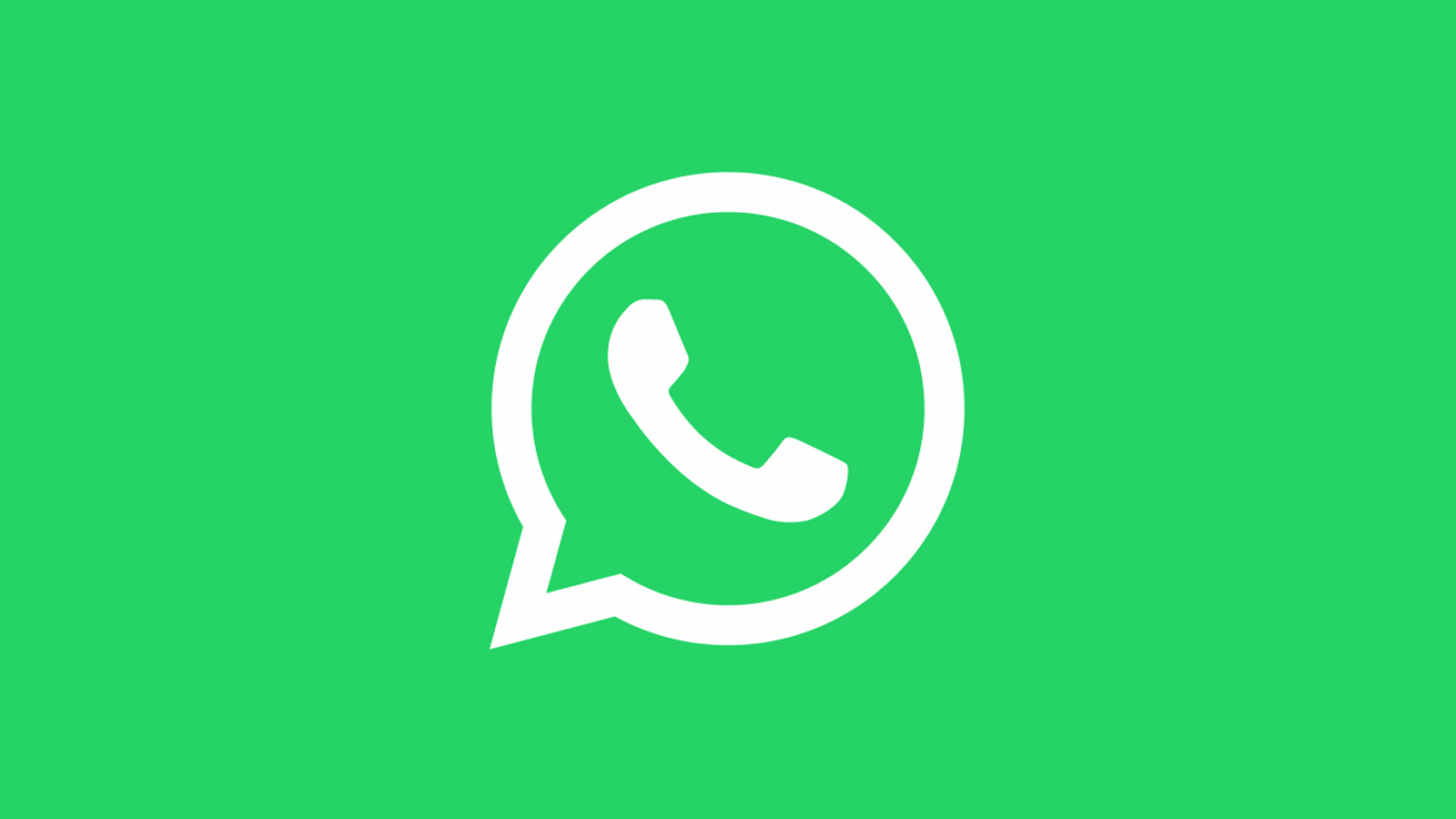 WhatsApp cambio de color