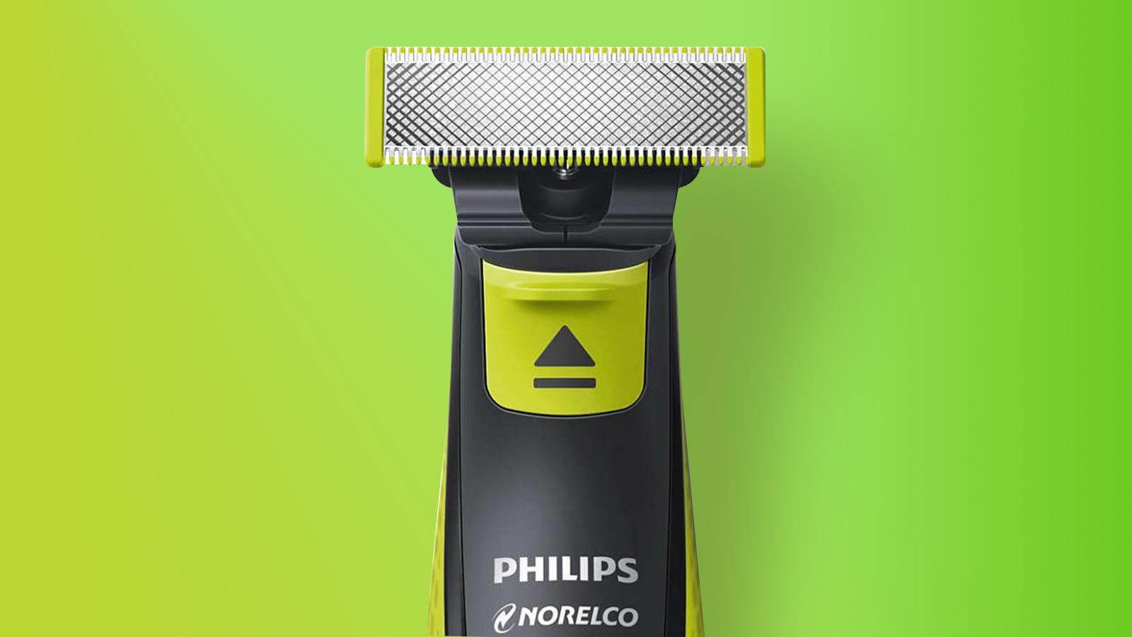 Así es la maquinilla de afeitar Philips One Blade 772ad514e180