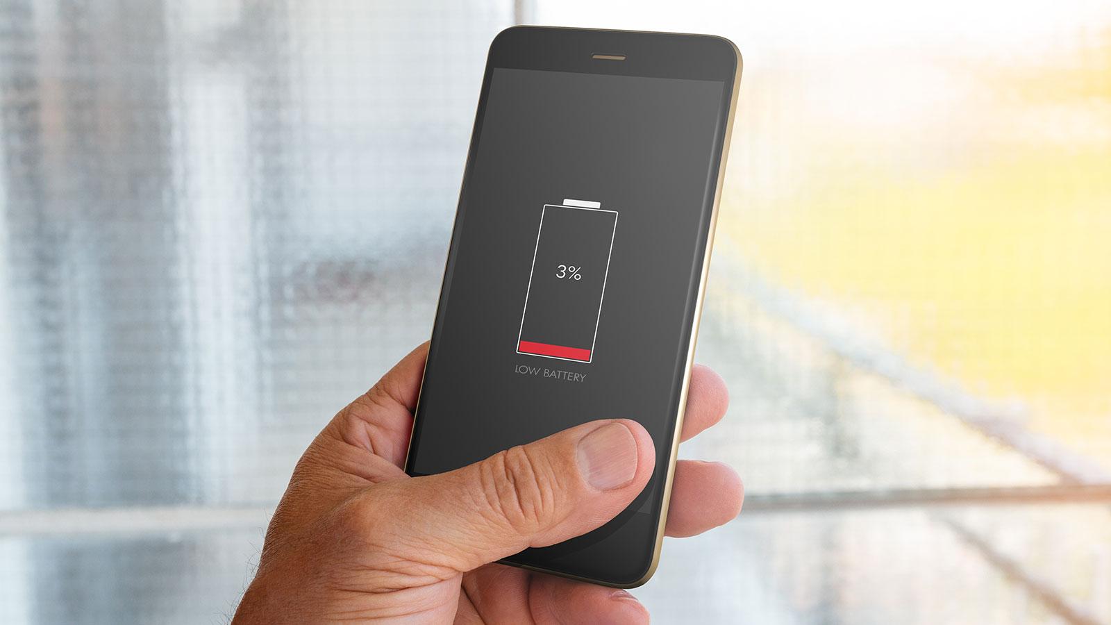 d2919f89b No te quedes sin batería. La batería de tu móvil ...