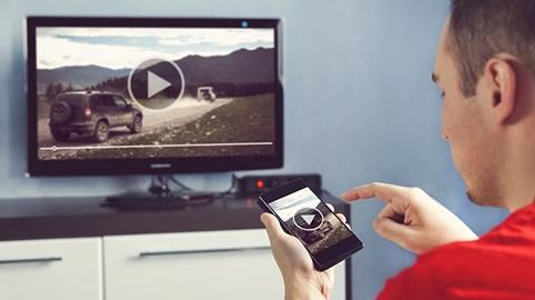 Duplicar pantalla del movil en la TV