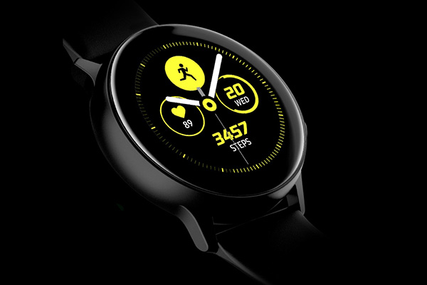 Samsung Galaxy Watch Active 2 detalles deporte