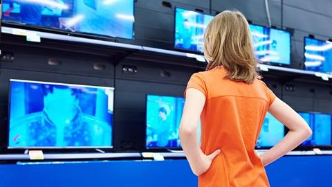 nomenclatura television