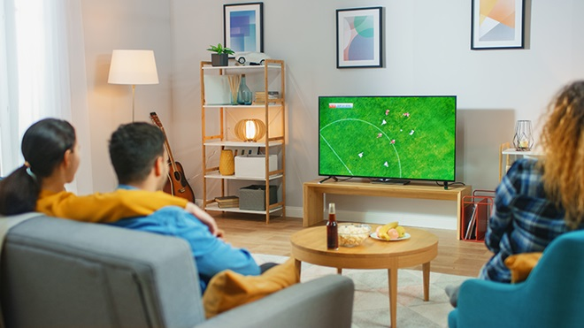 futbol en casa