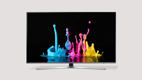HDR en televisores