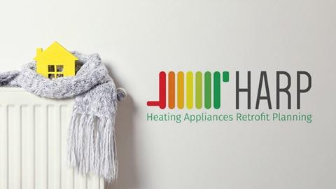 logo y lema proyecto Harp