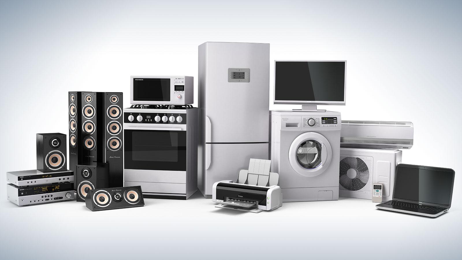 Dónde comprar los electrodomésticos ¿En el pequeño comercio local?