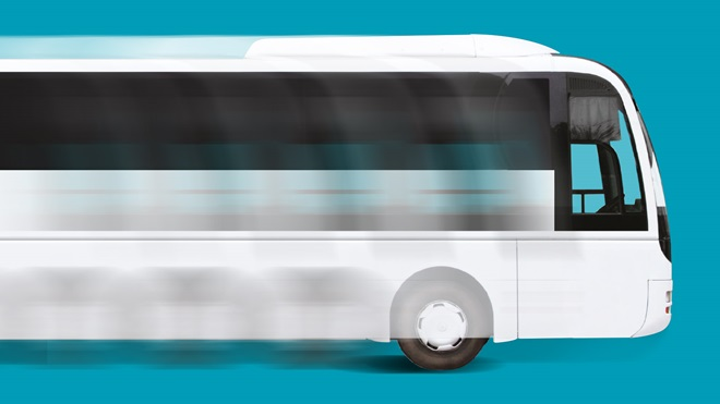 Autobús interubano rápido
