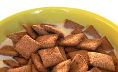 cereales de desayuno