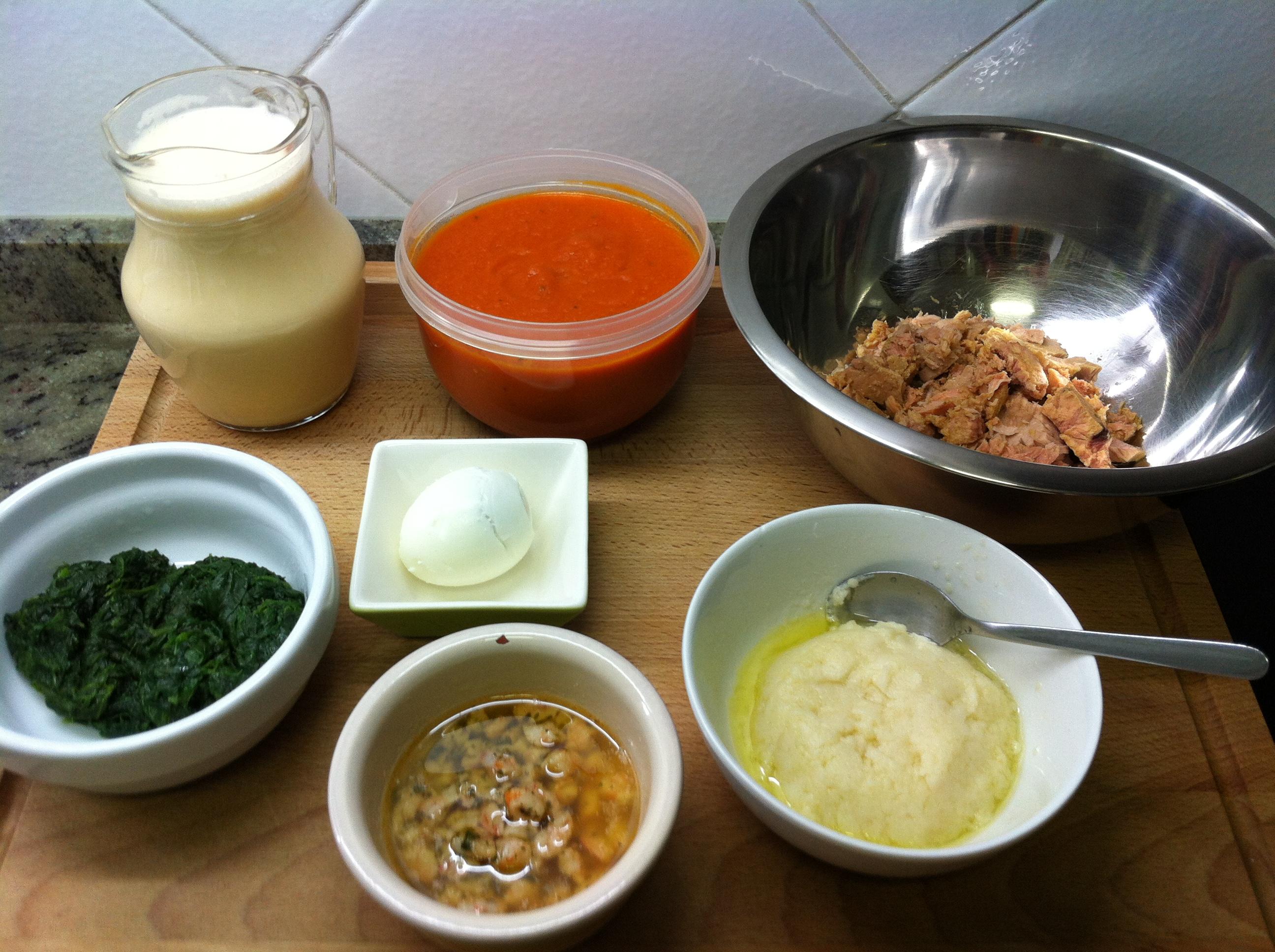 recetas caseras espinacas