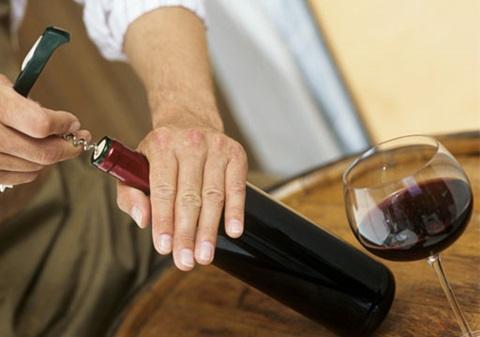 vino de regalo