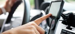 GPS en coche