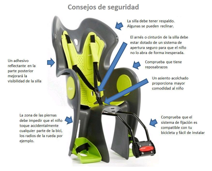 Sillitas de bici y remolques para ni os lo que debes saber for Sillas de seguridad para ninos