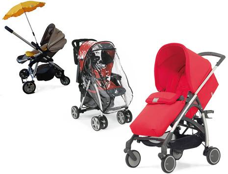 Accesorios para carritos y sillas de bebé
