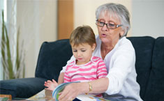 Visitas abuelos y nietos en divorcio