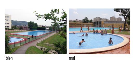 seguridad para piscina
