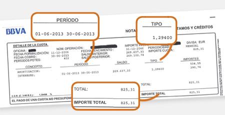 Cl usulas suelo recupera tu dinero for Hipoteca suelo bbva