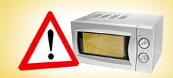 alerta microondas