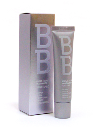 bb cream color mercadona