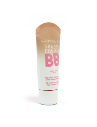 bb cream color maybeline