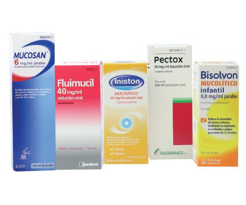 Contra la tos, menos medicamentos