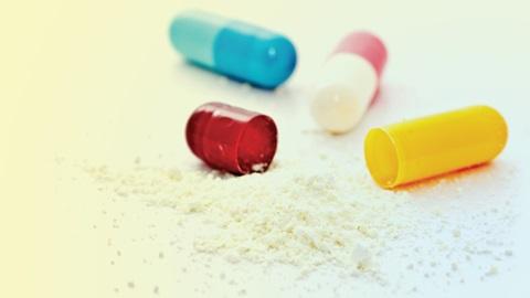Triángulo negro en nuevos medicamentos