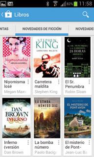 app libros