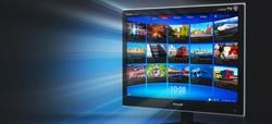 Televisión, multimedia