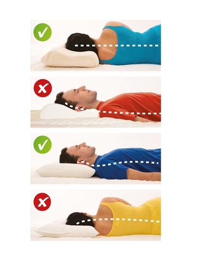 cómo acertar al elegir almohada