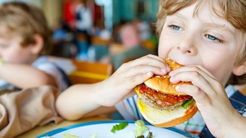 Qué comen nuestros hijos