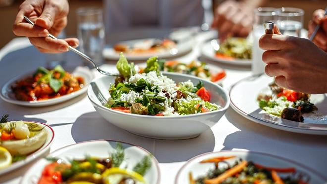 Reto comer saludable